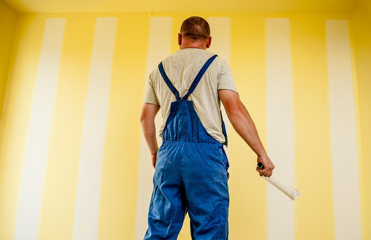 Malowanie natryskowe – sposób na łatwe i szybkie malowanie