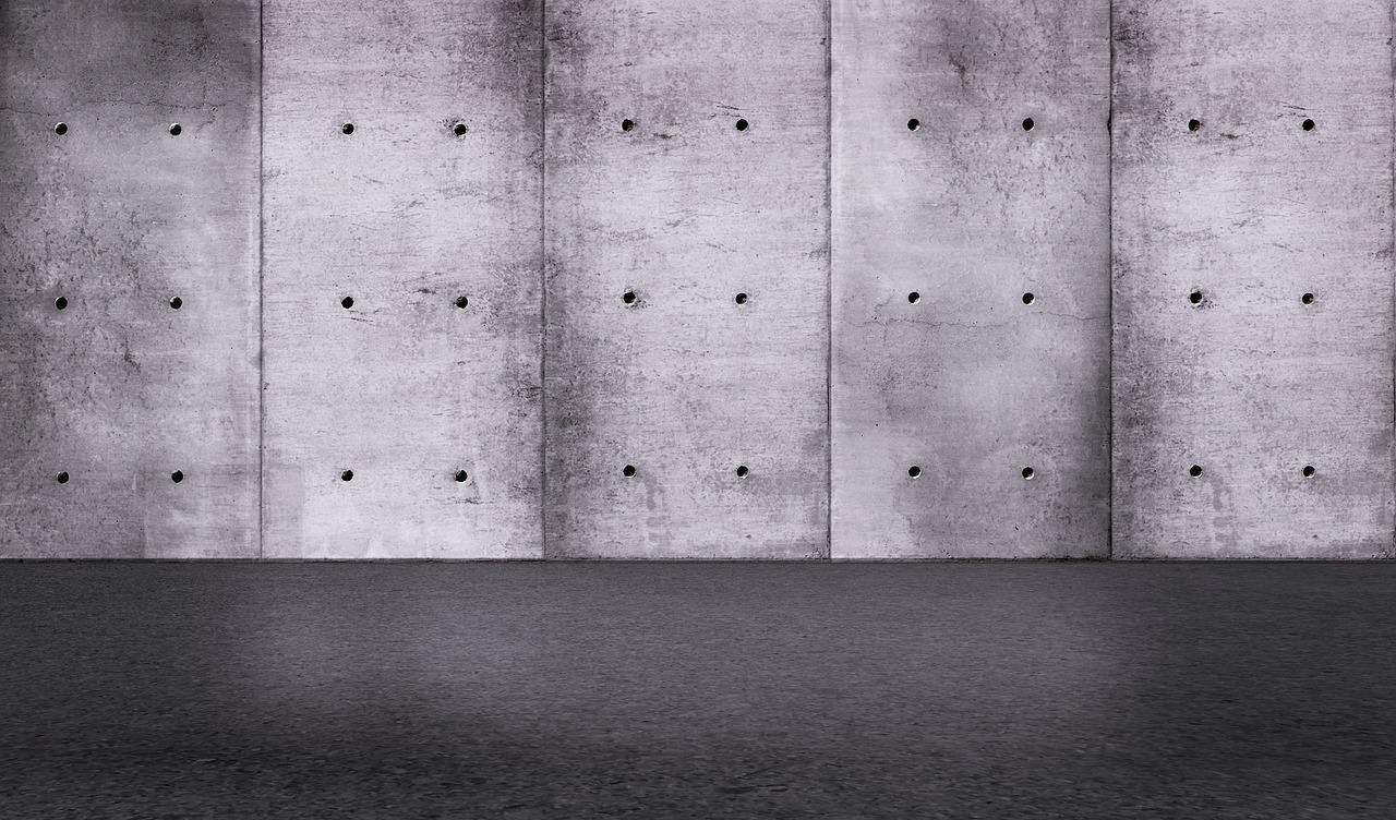 Beton na ścianie – nowoczesny element wystroju!