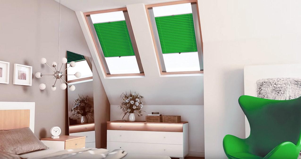 Chronimy nasze poddasze przed słońcem - czyli jakie rolety dachowe wybrać