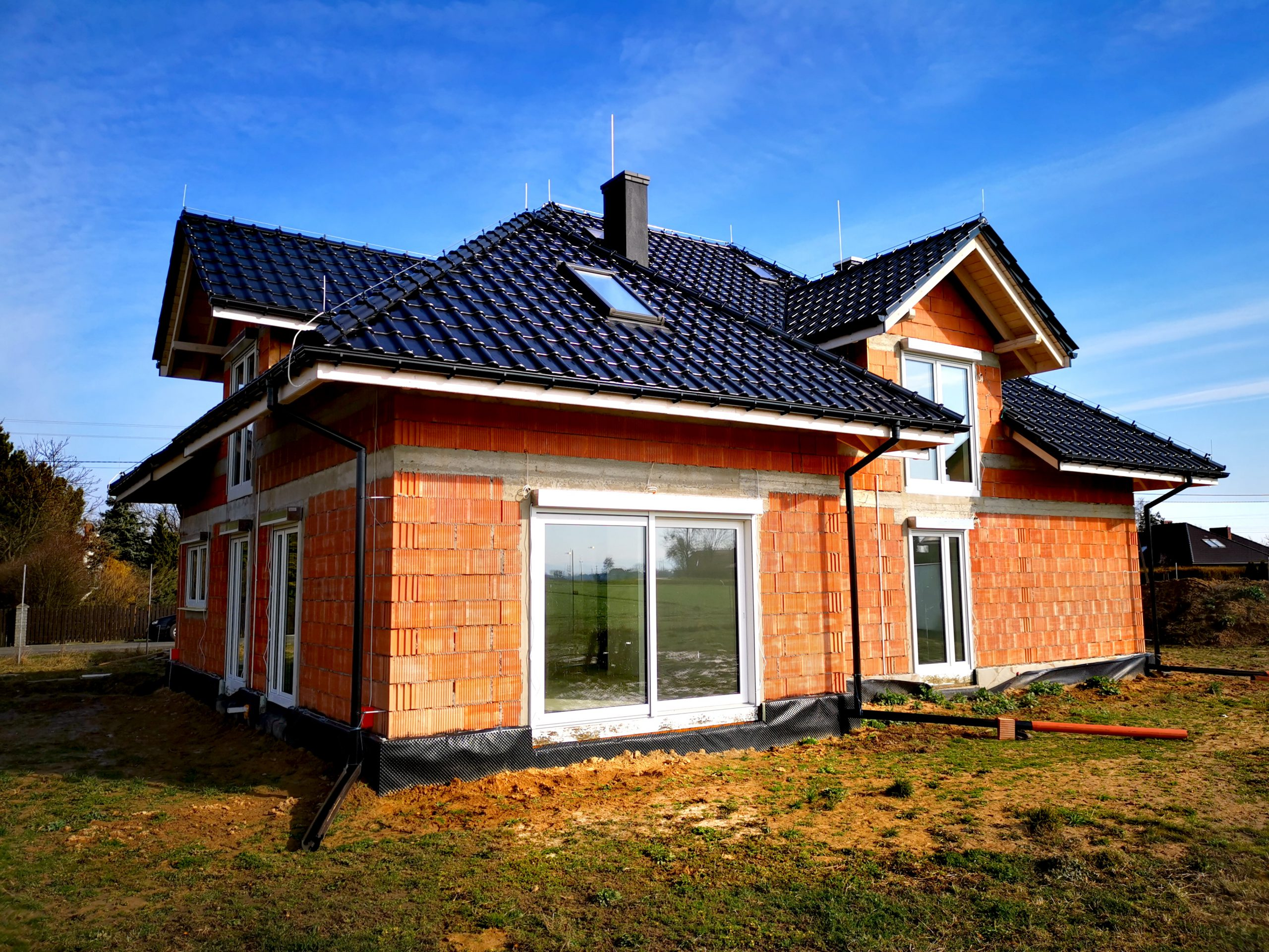 Instalacje odgromowe budynków mieszkalnych