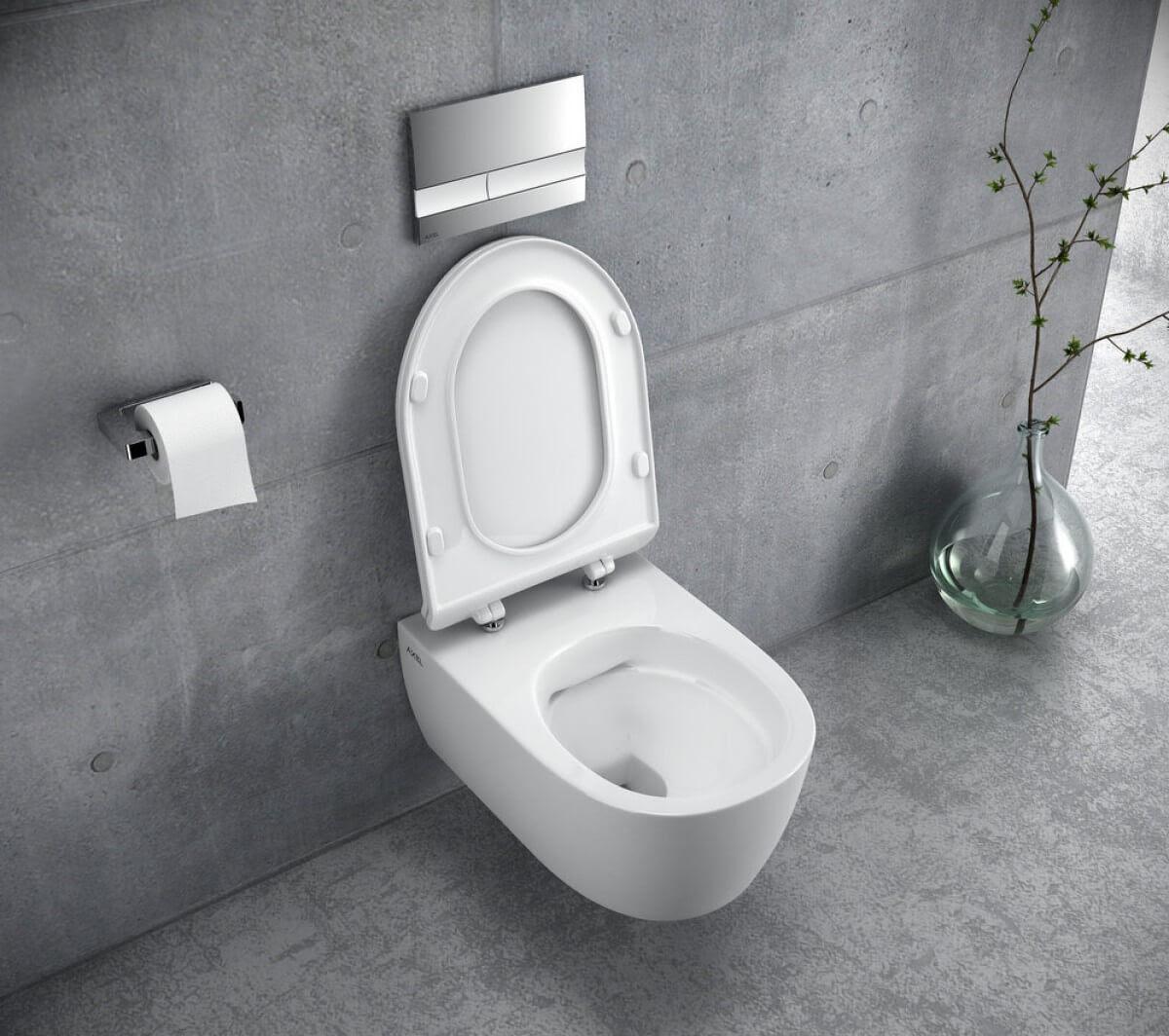 Jaką muszlę WC wybrać – wiszącą czy stojącą