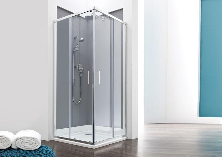 Kabiny prysznicowe do nowoczesnej łazienki