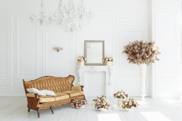 Jak urządzić przestrzeń w klasycznym stylu?