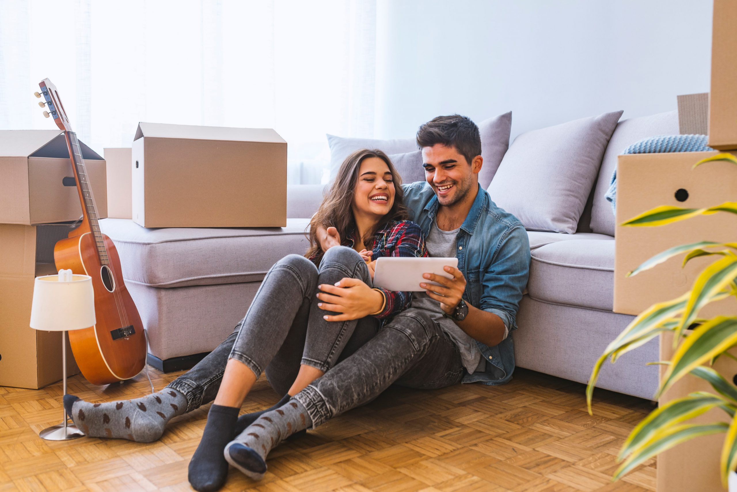 Para wybiera sprzęt AGD w domu