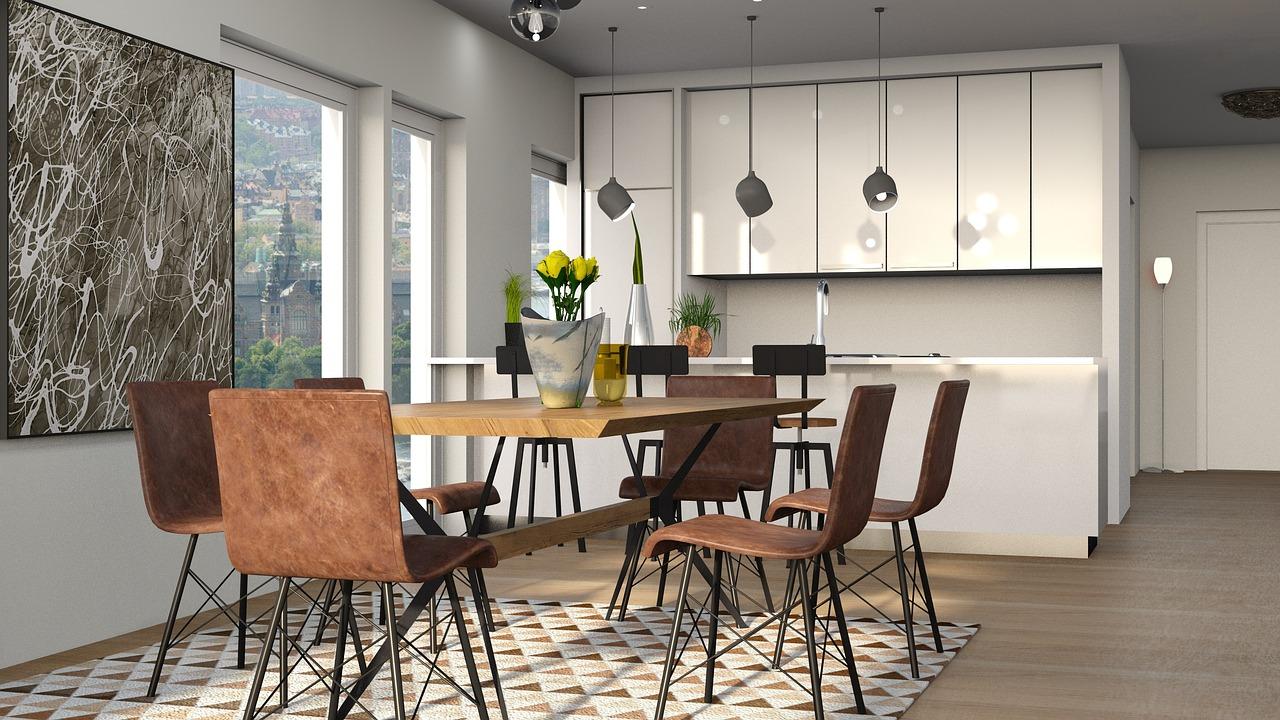 Czy warto mieć dywan w kuchni?